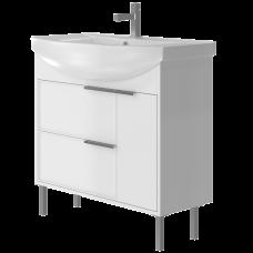 Vanity unit Sofia Sf-85 White