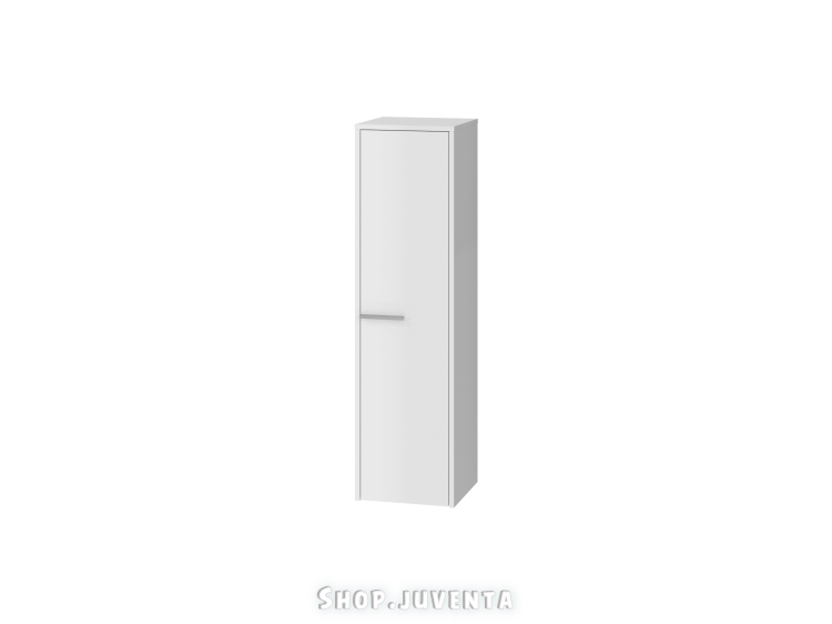 Tall storage unit Sofia SfP-120 White