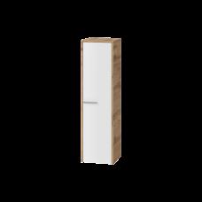 Tall storage unit Sofia SfP-120 Wotan Oak