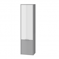 Tall storage unit Sofia SfP-170 Grey