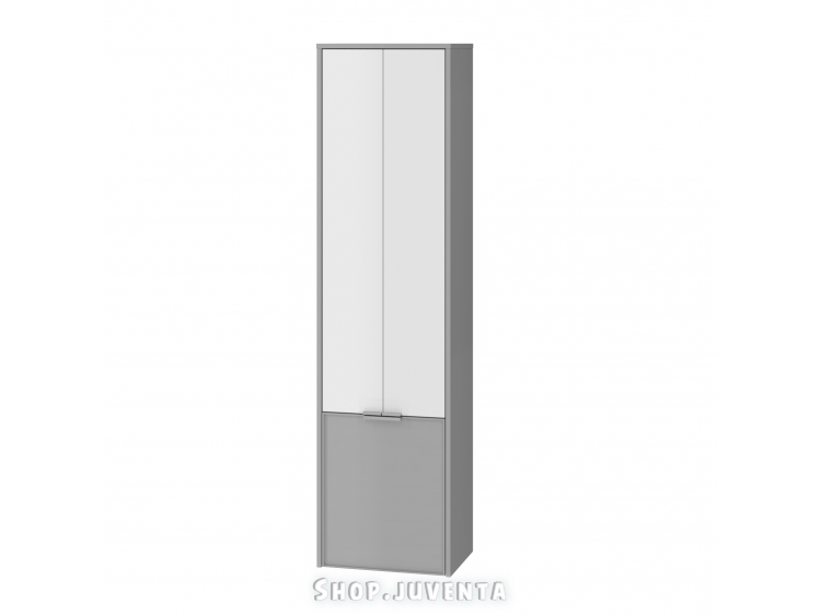 Tall storage unit Sofia SfP-170 Grey