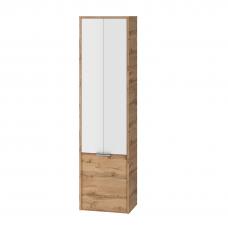 Tall storage unit Sofia SfP-170 Wotan Oak