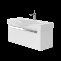 Vanity unit Sorizo Sr-105 White