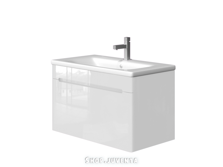 Vanity unit Tivoli Tv-80 White