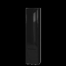 Tall storage unit Tivoli TvP-190 Left Black