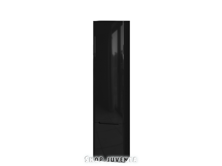 Tall storage unit Tivoli TvP-190 Left Black