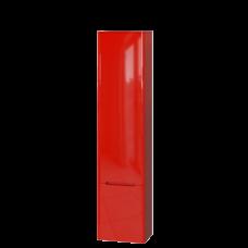 Tall storage unit Tivoli TvP-190 Left Red