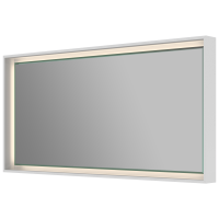 Зеркало Torino TrM-120 белое