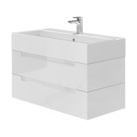 Vanity unit Toscana Ts-100 White