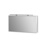 Mirror cabinet Toscana TsM-100 White