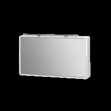 Зеркальный шкаф Toscana TsM-100 белый