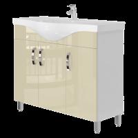 Vanity unit Trento Trn-100 Beige