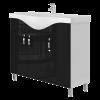 Vanity unit Trento Trn-100 Black