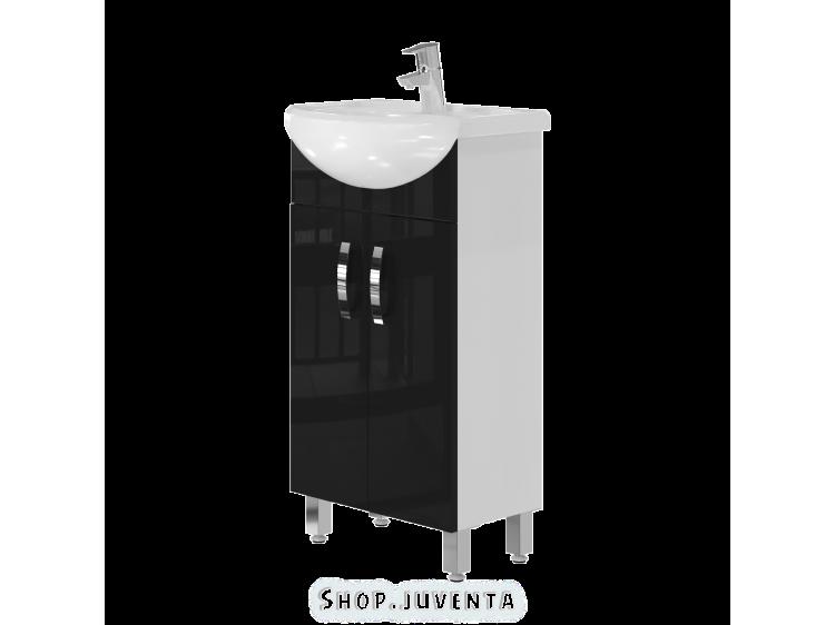 Тумба Trento Trn-45 чорна