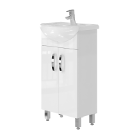Тумба Trento Trn-45 белая