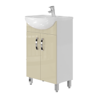 Vanity unit Trento Trn-50 Beige