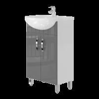 Vanity unit Trento Trn-50 Grey