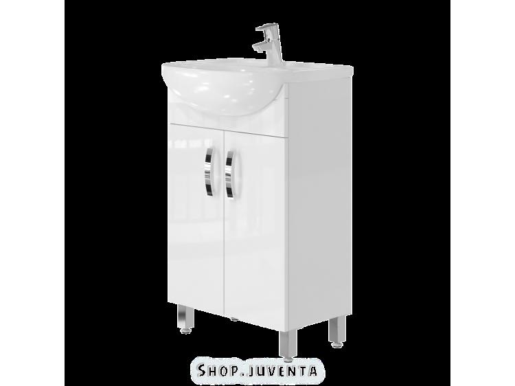 Тумба Trento Trn-50 белая