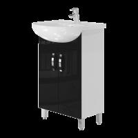 Vanity unit Trento Trn-55 Black