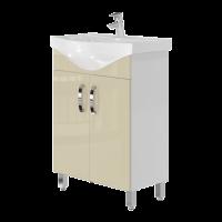 Vanity unit Trento Trn-60 Beige