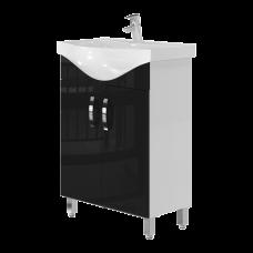Vanity unit Trento Trn-60 Black