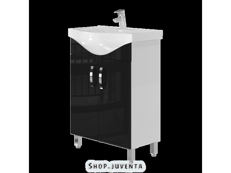 Тумба Trento Trn-60 чорна