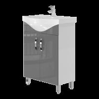 Vanity unit Trento Trn-60 Grey