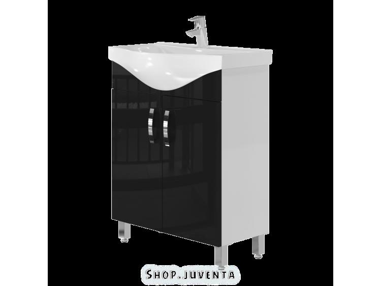 Тумба Trento Trn-65 черная