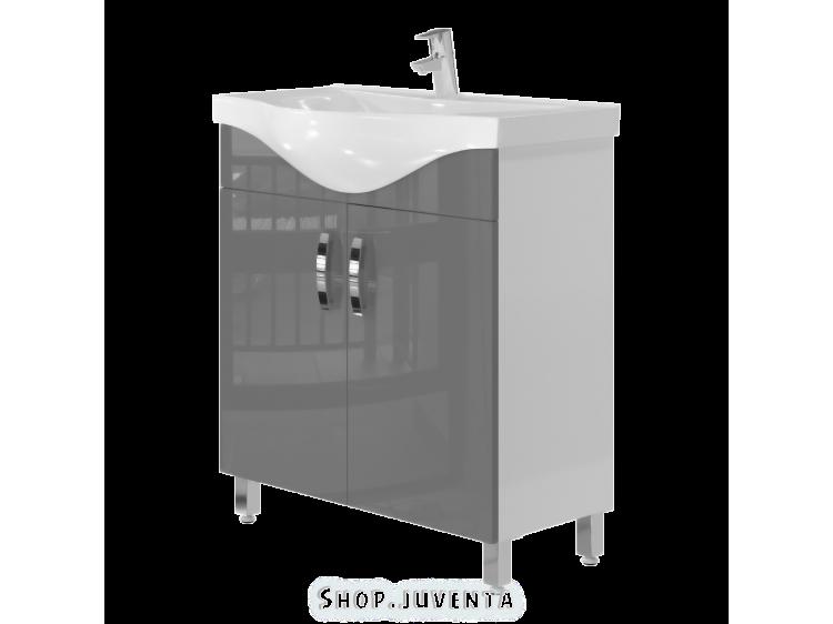 Vanity unit Trento Trn-75 Grey