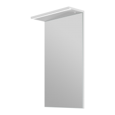 Зеркало Trento TrnM-45 белое