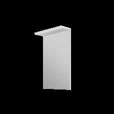 Зеркало Trento TrnM-50 белое