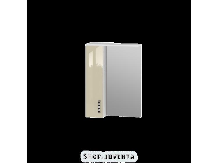 Зеркальный шкаф Trento TrnMC-60 левый бежевый