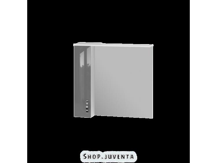 Mirror cabinet Trento TrnMC-87 Left Grey