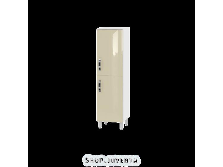 Tall storage unit Trento TrnP-120 Beige
