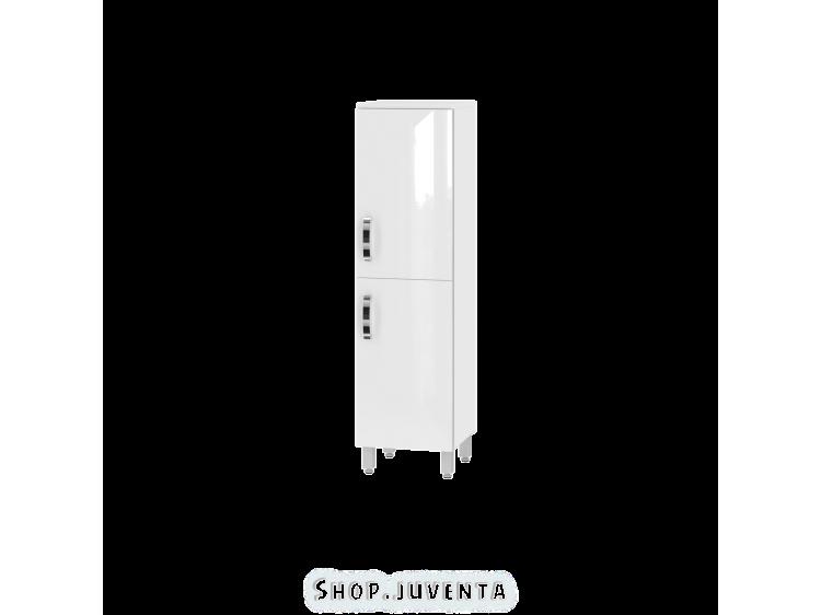 Tall storage unit Trento TrnP-120 White