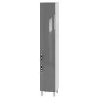 Пенал Trento TrnP-190 сірий