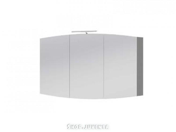 Дзеркальна шафа UMC-110 біла