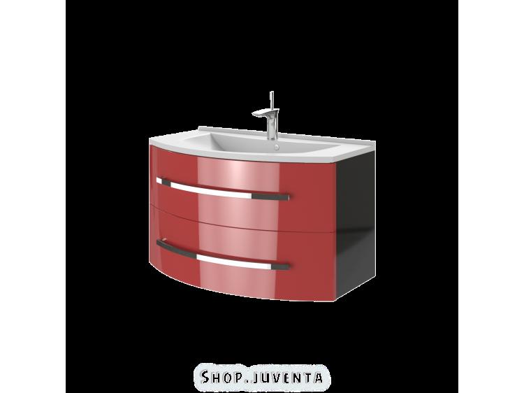 Тумба Vanessa Vn-90 красная