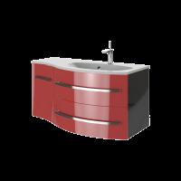 Тумба Vanessa Vndr-110 червона