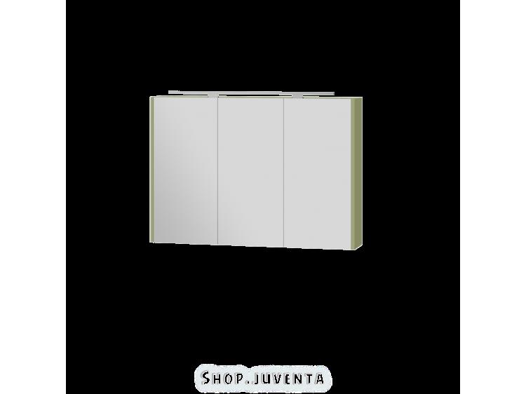 Зеркальный шкаф Vanessa VnM-100 оливковый