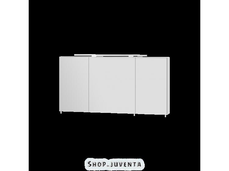 Дзеркальна шафа Vanessa VnM-120 біла