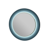 Mirror Vanessa VnM-80 Indigo Blue