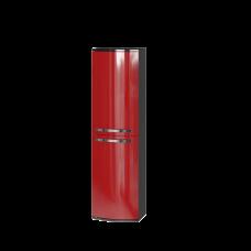 Tall storage unit Vanessa VnP-140 Red