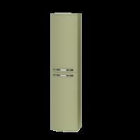Tall storage unit Vanessa VnP-170 Olive