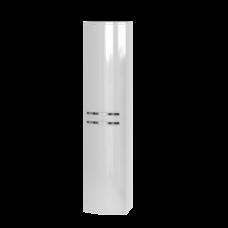 Tall storage unit Vanessa VnP-170 White