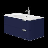 Vanity unit Velluto Vlt-100 Blue