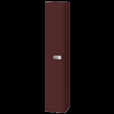 Tall storage unit Velluto VltP-190 Claret